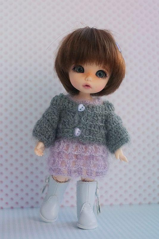 Любимая девочка Рики. Pukifee Ante. / BJD - шарнирные куклы БЖД / Бэйбики. Куклы фото. Одежда для кукол