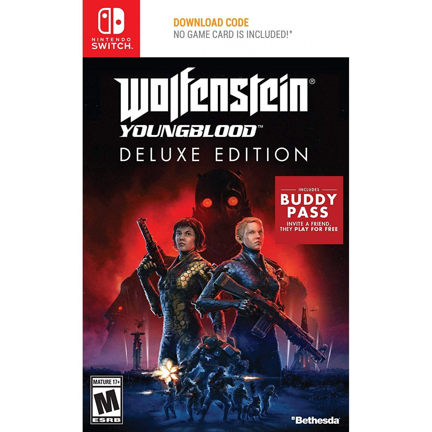 Wolfenstein Youngblood [Deluxe Edition] Wolfenstein