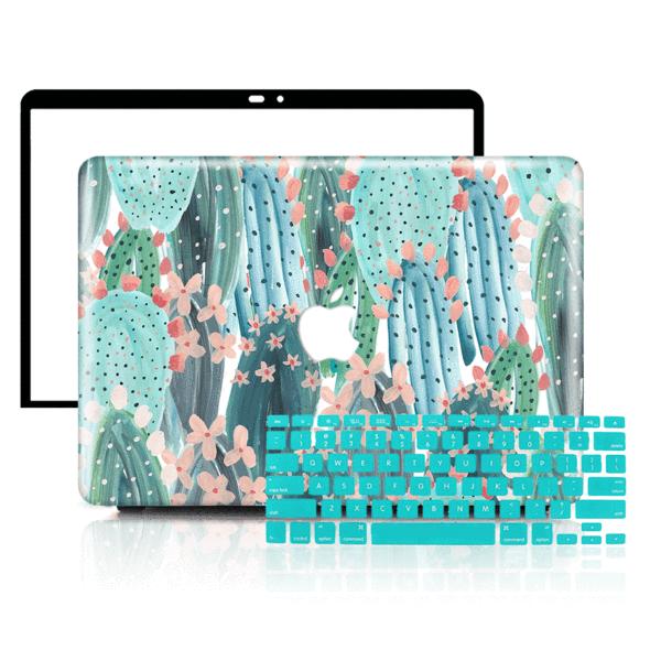 MacBook Case Set 360 Summer Cute Cactus en 2020