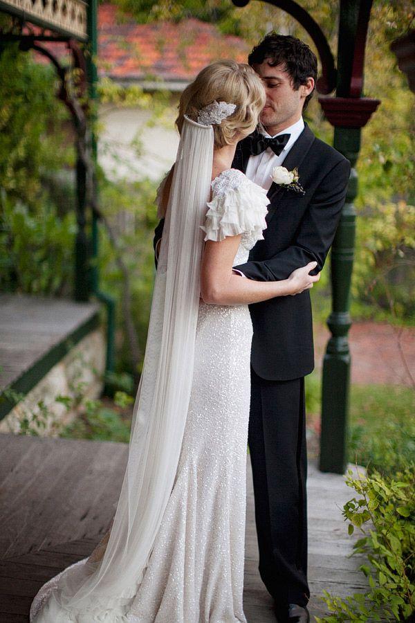 Interesting veil, loving it!