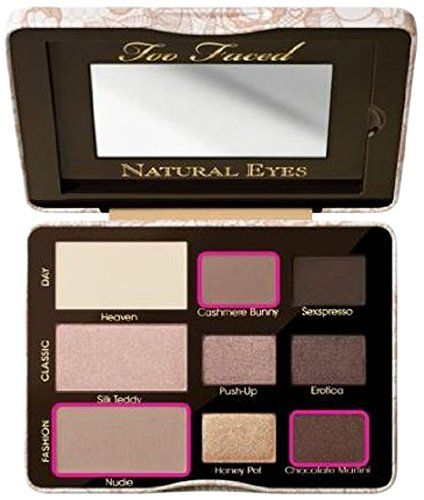 Beauty Review Too Faced Cosmetics Neutral Eye Shadow Collection