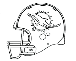 Image Result For College Football Coloring Pictures Dolphin