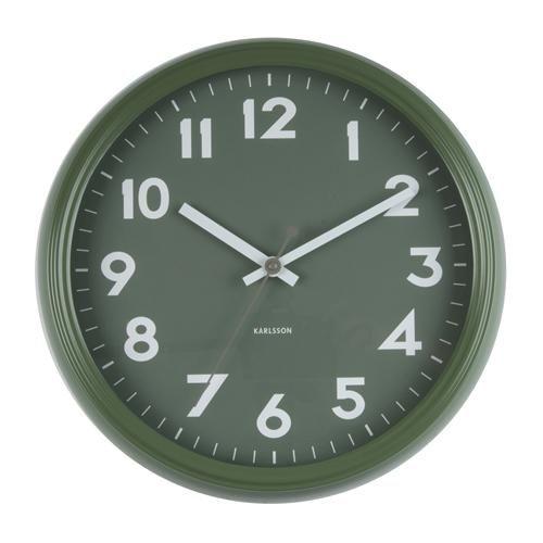 Karlsson Uhren karlsson badge wanduhr ø 38 cm jetzt bestellen unter https moebel
