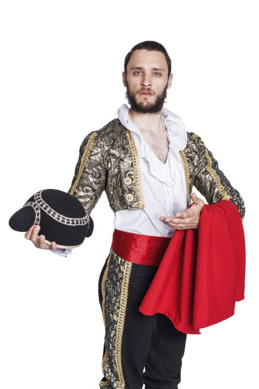 How to Make a Matador Costume (5 Steps) 34842ea4070d