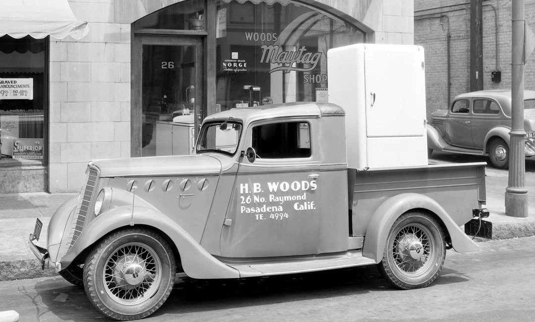 1935 Willys Model 77 Pickup Truck Kaiser Henry J Willis