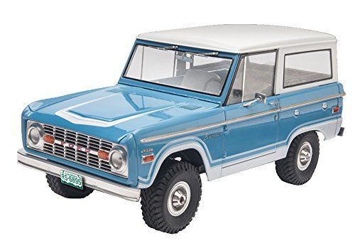 Revell Ford Bronco Plastic Model Kit Revell Https Www Amazon Com Dp B01mecqr92 Ref Cm Sw R Pi Dp U X 8mo Ford Bronco Plastic Model Cars Ford Trucks