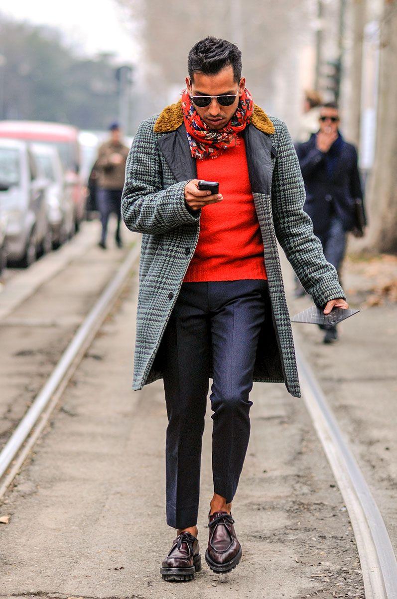 Streetwear Milán Fashion Week Otoño-Invierno 2014