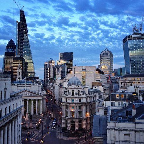 Alan Brutenic, @alanisko | 13 Instagrams To Follow If You're Missing London