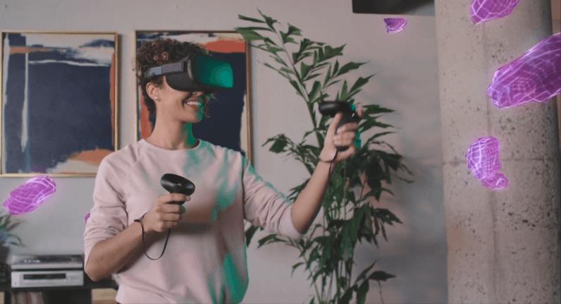 Facebook announces Oculus Quest allinone VR headset
