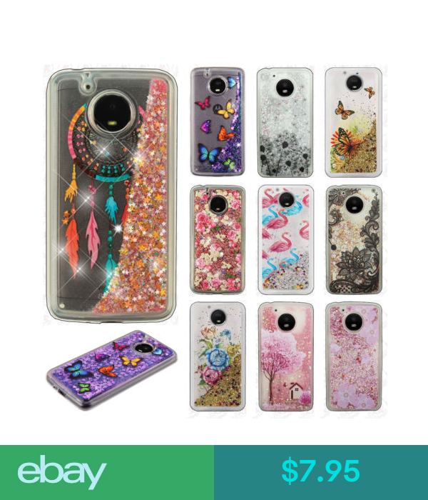 Cases Covers Skins Motorola Moto E4 Plus Liquid Glitter Quicksand Hard Case Phone Cover Accessory Ebay Electronics With Images Case