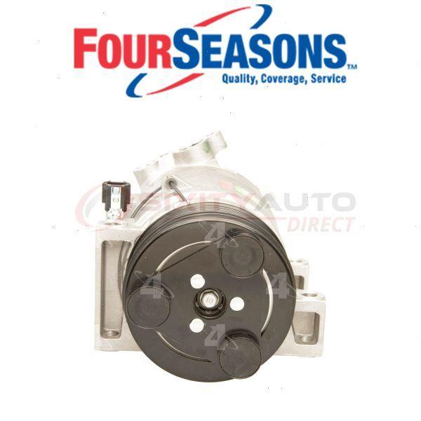 Sponsored Ebay Four Seasons Ac Compressor For 2004 2018 Nissan