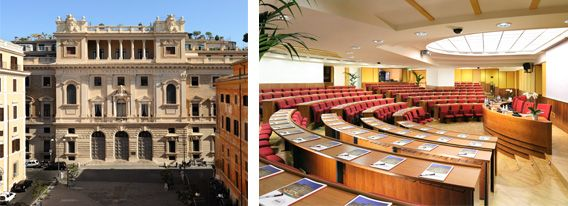 Rome Selected As Host City for 134th AES Convention