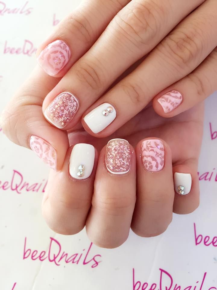 Pin by Xiu Ching Saw on Nails | Pinterest
