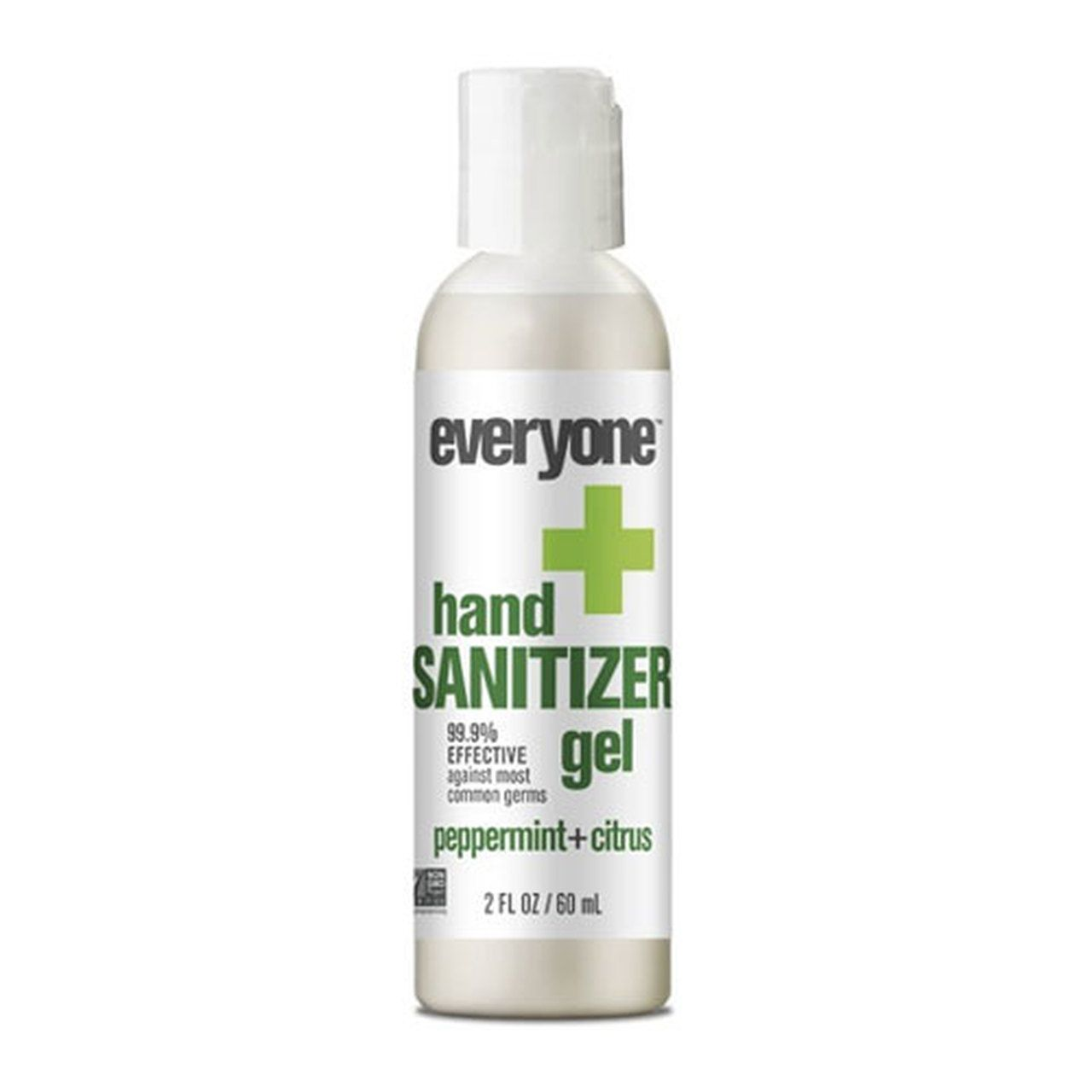 Eo Products Everyone Hand Sanitizer Gel Peppermint Citrus 2