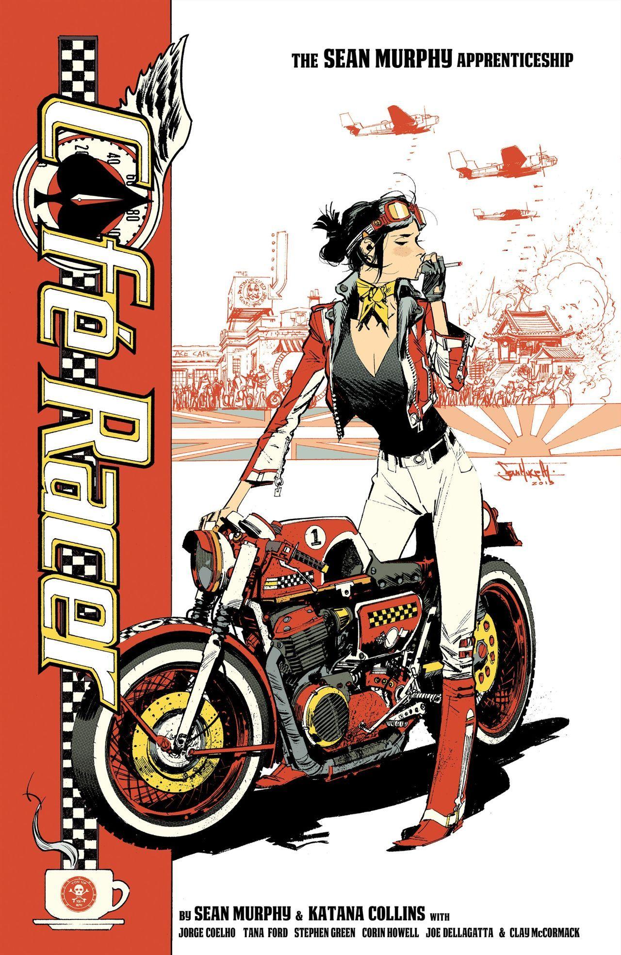 Cafe Racer Vol. 1 motorcycles Bike art, Cafe racer