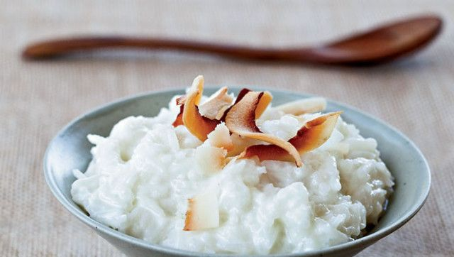 Recipe Of The Day: Coconut Rice Pudding