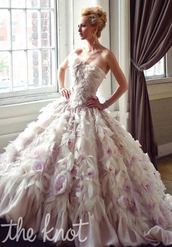Is Not This Ysa Makino Wedding Gown Beyond Spectacular Just Wow