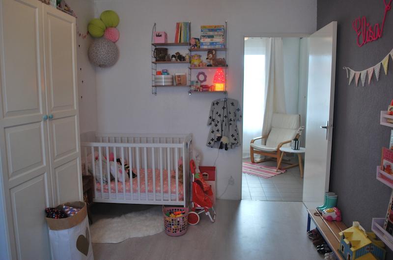 Montre moi ta chambre déco décoration chambre enfant bébé fille webzine mag magazine