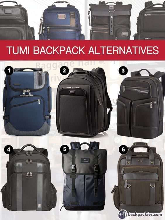 Looking for a good Tumi alternative  We have done the research to bring you  6 quality backpacks like Tumi that are perfect for business 1d589a2d0518f