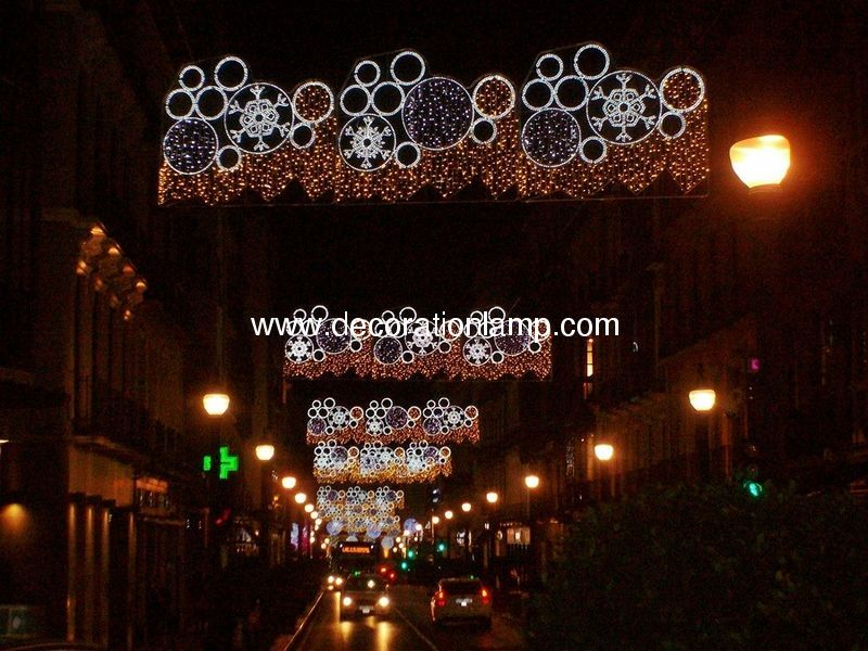 Christmas Street Decorations Lights From China Gwiazdka