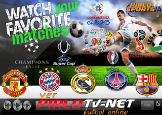 Pirlo Tv Online Futbol En Vivo Online Gratis Pirlotv