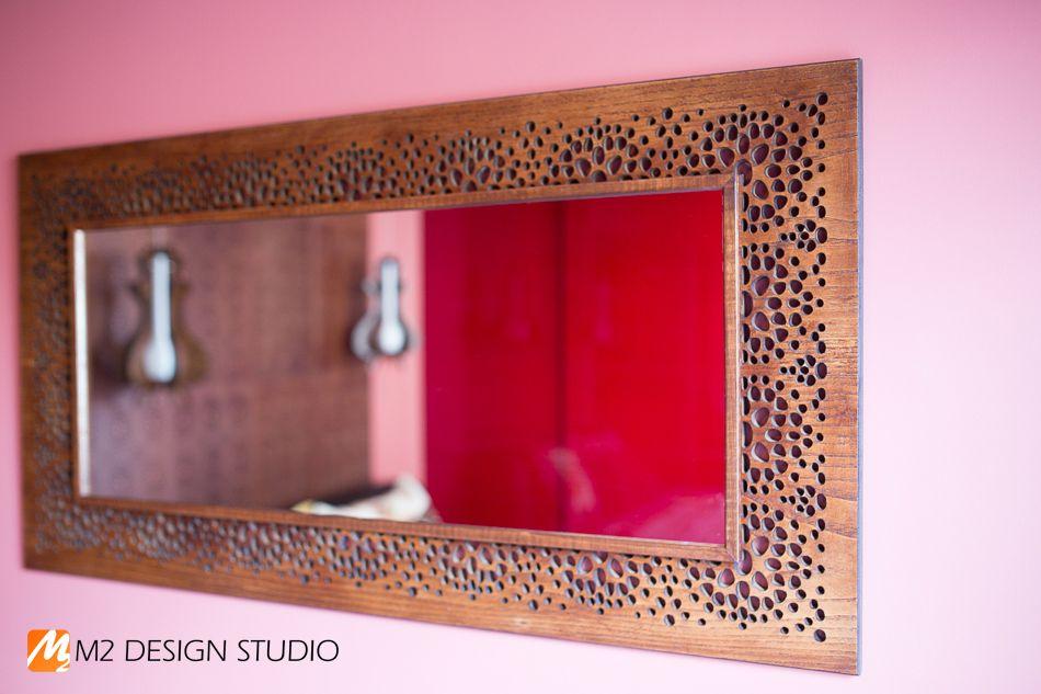 Mirror II Designed by Magdalena Hristova, M2 design studio