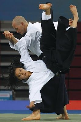 World Martial Arts Japanese Akido For Some Reason It Look Like