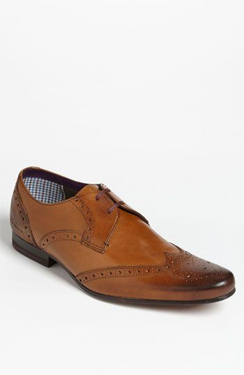 abc8f75351d7 Ted Baker London  Nenoi  Wingtip available at  Nordstrom