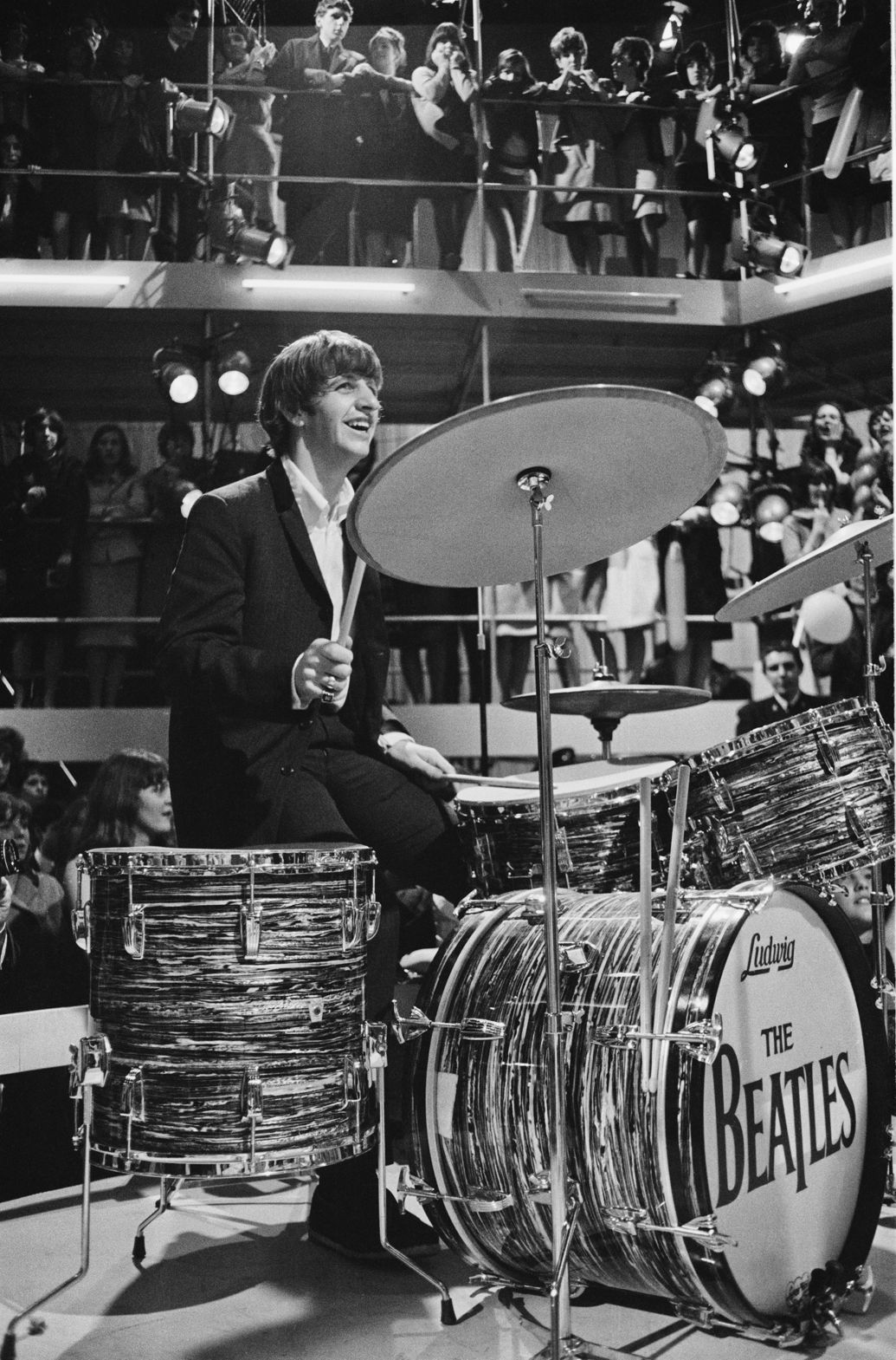 Ringo Starr Auction Features Cant Buy Me Love Drums