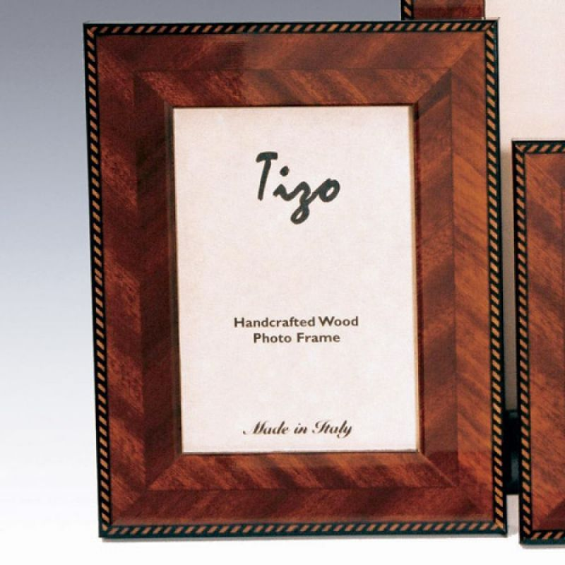 Tizo 3 x 5 Inch Wood Picture Frame | For the Home | Pinterest