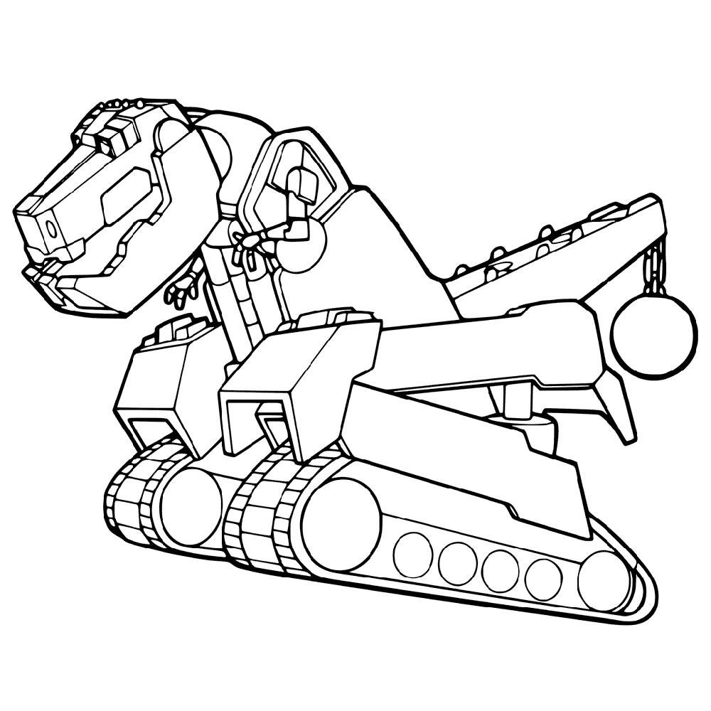 Dinotrux Coloring Pages Printable   Educative Printable ...