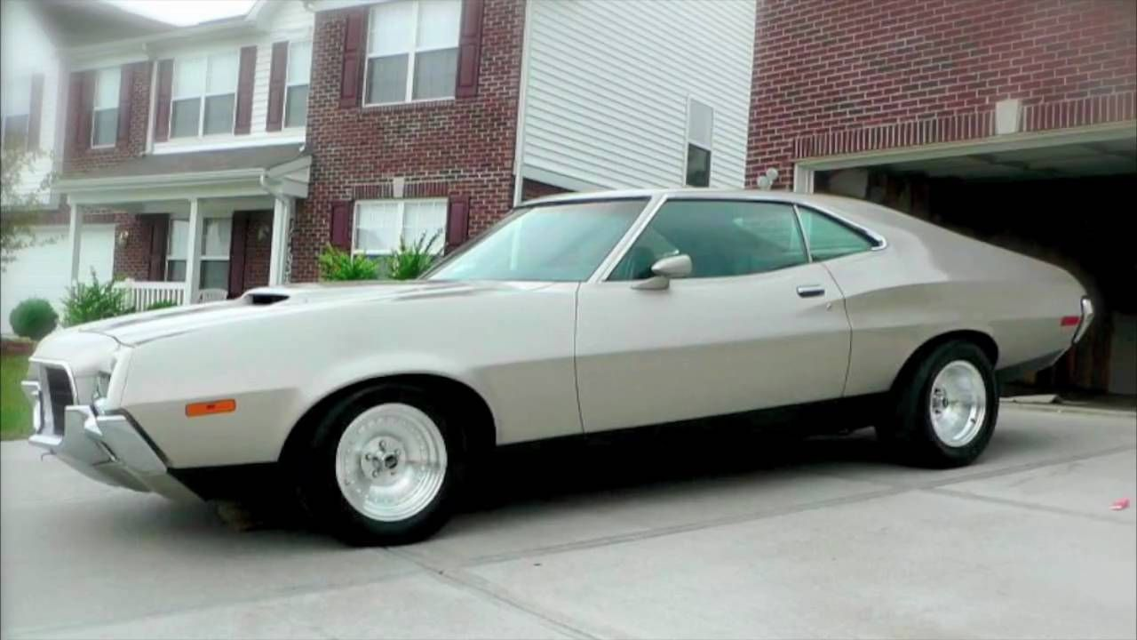 1972 Ford Gran Torino Old Muscle Cars Ford Torino Car Ford