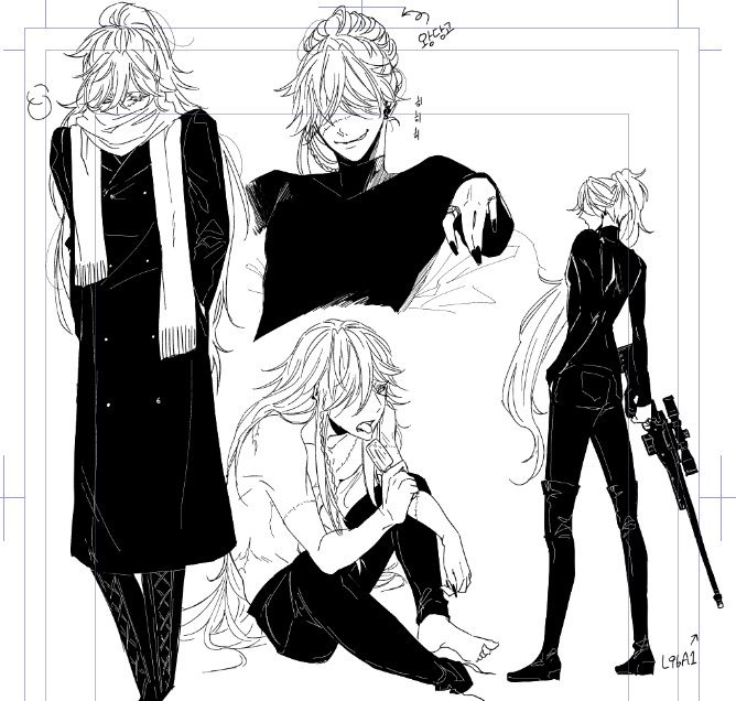 Undy Look So Trendy With That Clothes Black Butler Undertaker Anime