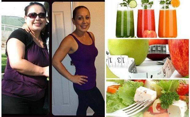 jednotjedna dijeta bez gubitka kilograma