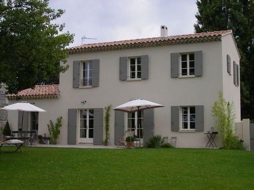 for Modele facade maison