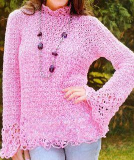 Suéter refinado