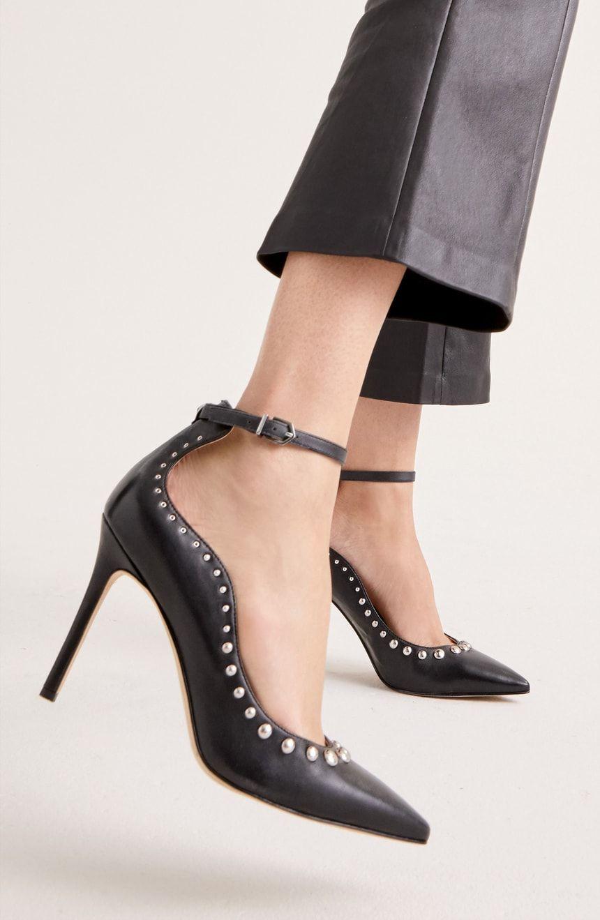 c9d6a39eb07b Sam Edelman Helen Ankle Strap Pump (Women)