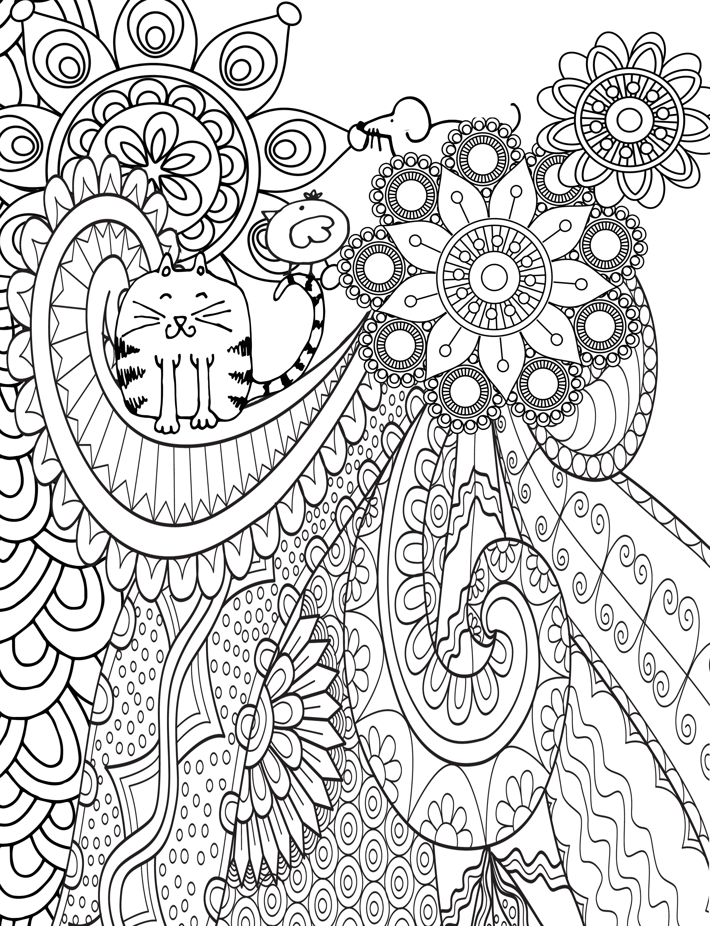 Colorist Heaven Volume 2 Plr Of The Month Club Mandala Coloring Books Coloring Books Coloring Pages Inspirational