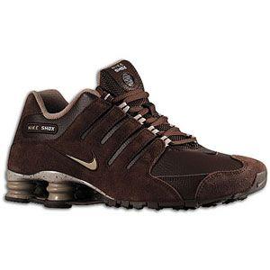 Nike Shox Nz Mens Brown