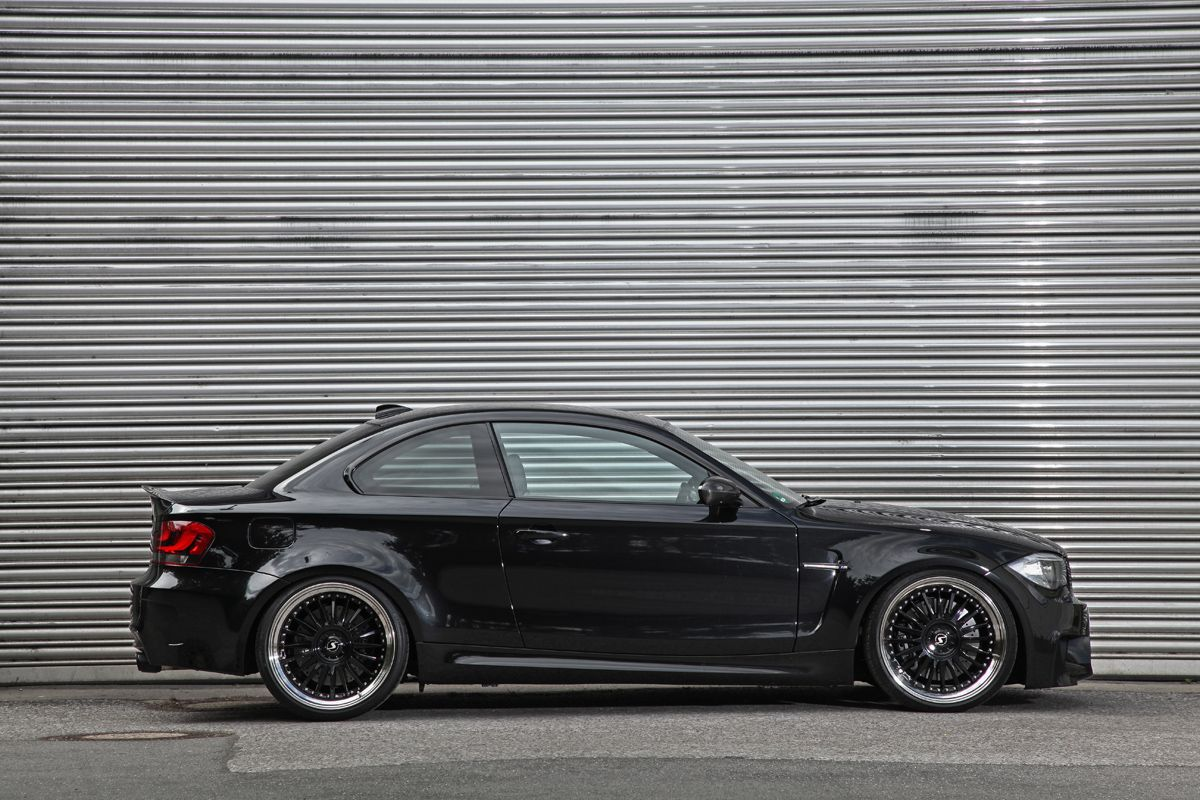 Ok Chiptuning Brings Out The Power With The Bmw 1 Series M Coupe