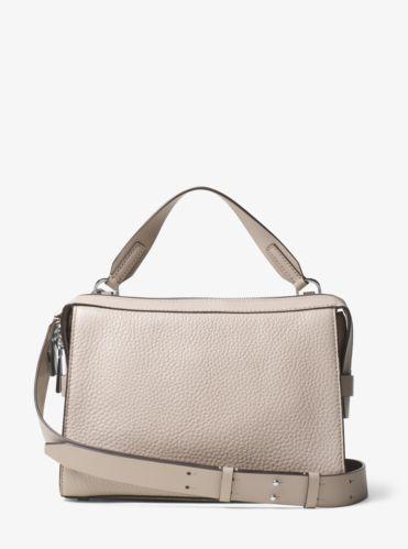 7b212d85c2e7ea MICHAEL Michael Kors Ingrid Medium Leather Shoulder Bag | IN THE BAG ...