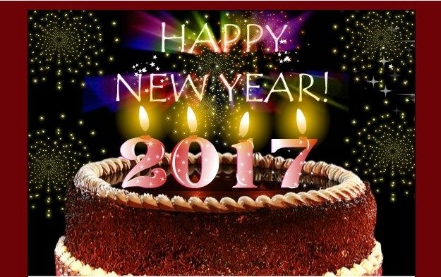 Personalized New Years Cards Cakes 2017 Happy New Year Greetings New Year Greetings Happy New Year 2018
