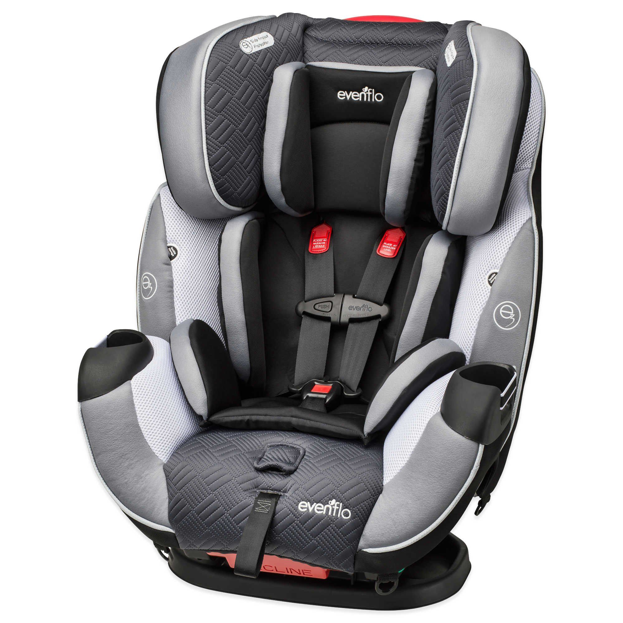 Evenflo Symphony DLX Concord 3in1 Car Seat. Evenflo