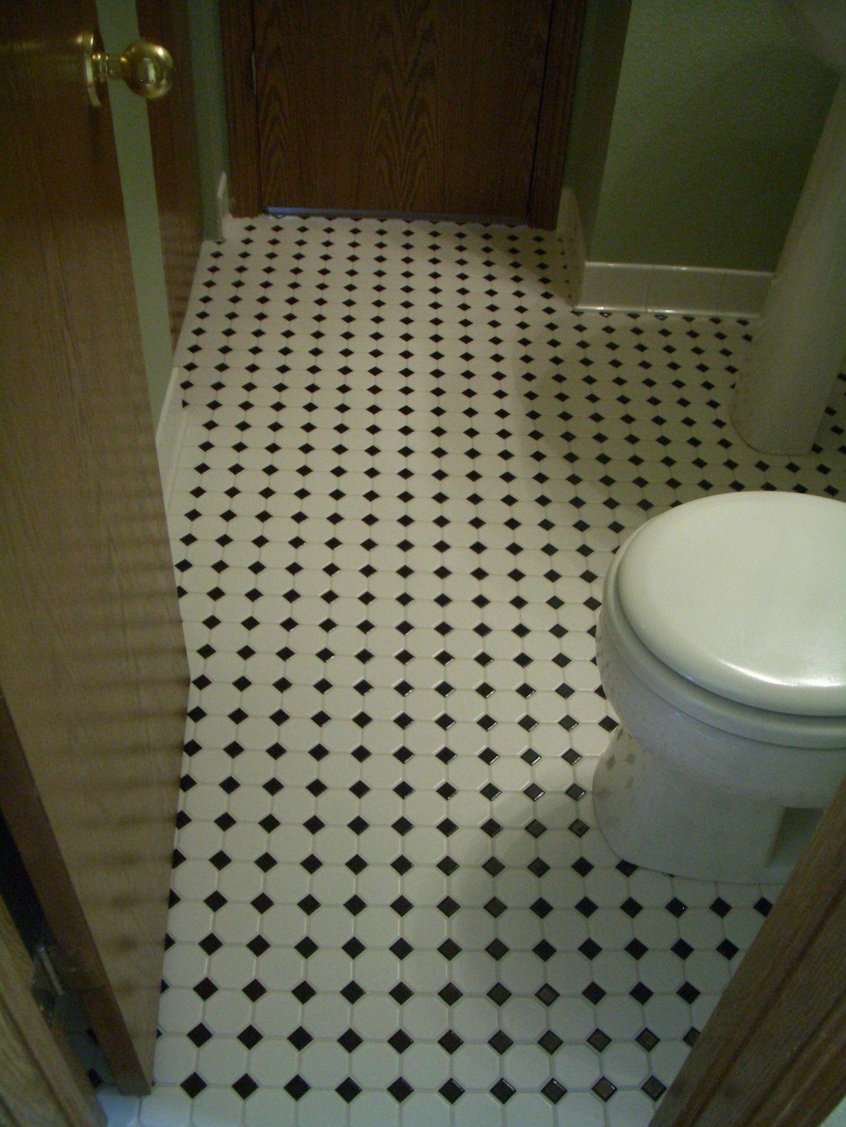 Bathroom Floor Ideas Tile