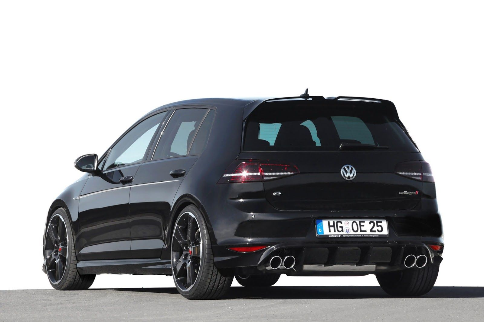 hight resolution of oettinger golf r doet km h in seconden drivessential