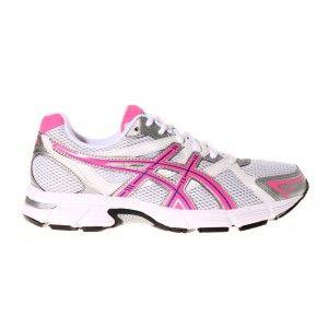 ladies asics running trainers