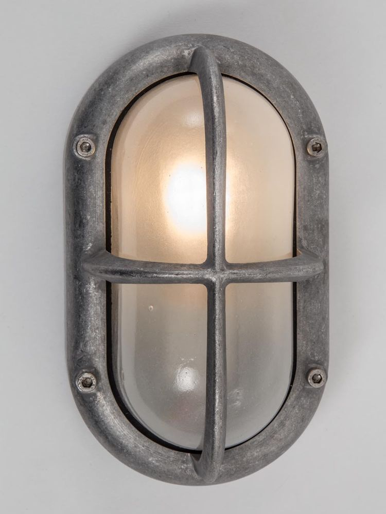 Oval Bulkhead Outdoor & Bathroom Light | Outdoor bathrooms, Lights ...