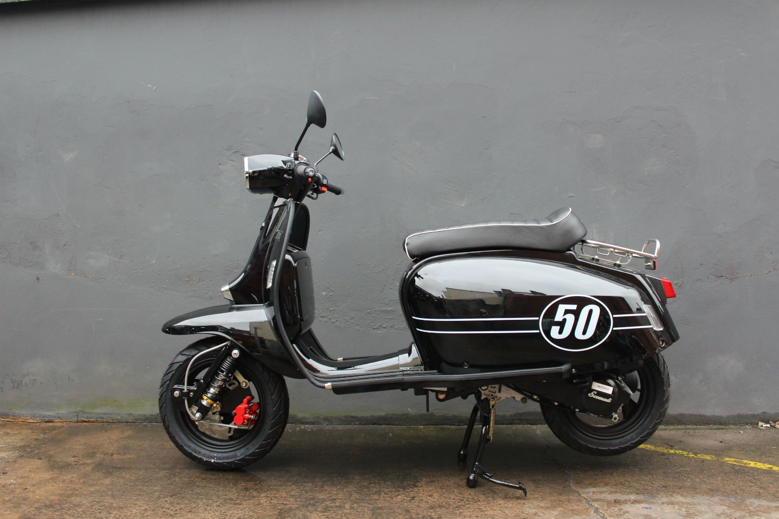 Scomadi TL50 | Vespa, Scooters and Vehicle
