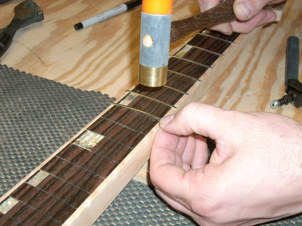 How To Build A Guitar In 62 Easy Steps Easy Step Guitar Easy