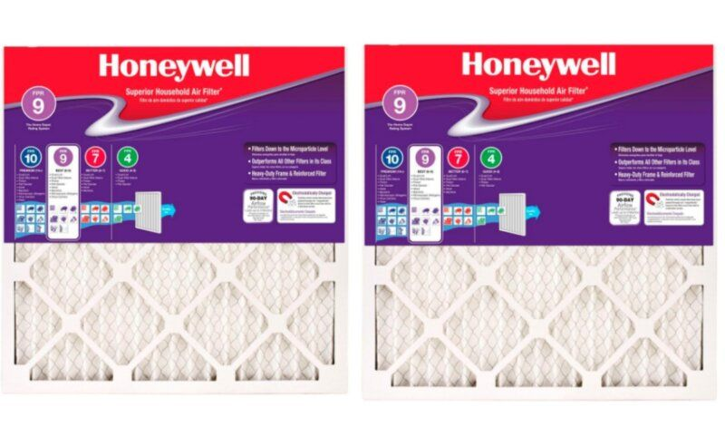 40 off select honeywell air filters 12pack as low as 5